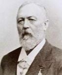 Austro-German psychiatrist Richard von Kraft-Ebing, author of