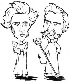 Kierkegaard & Nietzsche