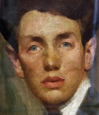 Autoportret (Self-portrait), 1906.