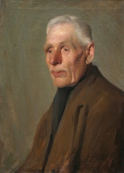 Portret starog prijatelja II (Portrait of an Old Friend II), 1907.