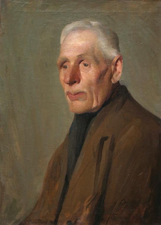 Portret starog prijatelja II