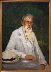 Portret starog prijatelja I (Portrait of an Old Friend I), 1907.